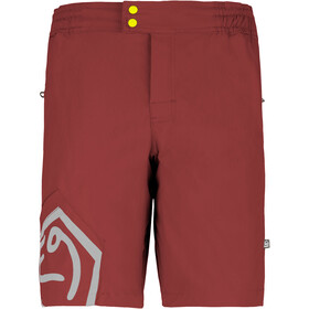 E9 Wet Shorts with Chalk Bag Herre wine